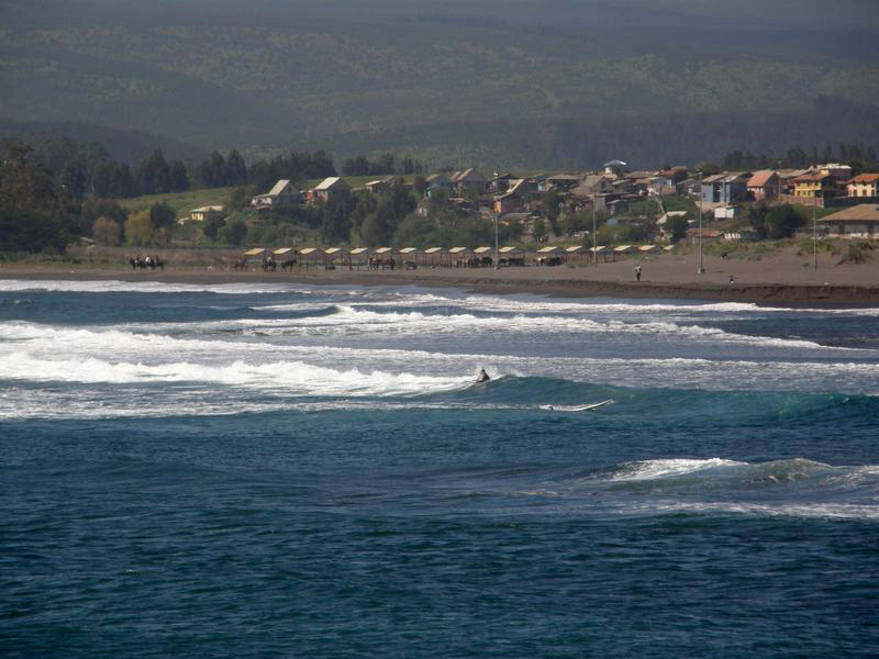 Pichilemu, das Surferparadies in Chile